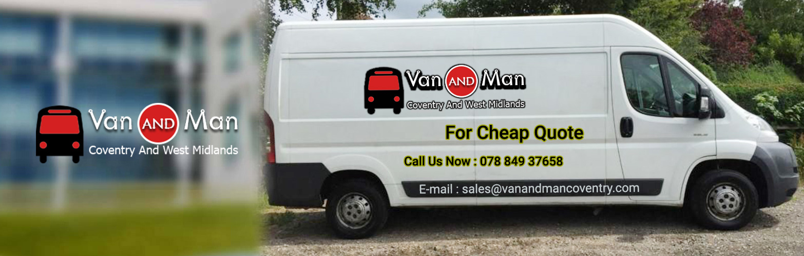 Van and Man Removal Services 1
