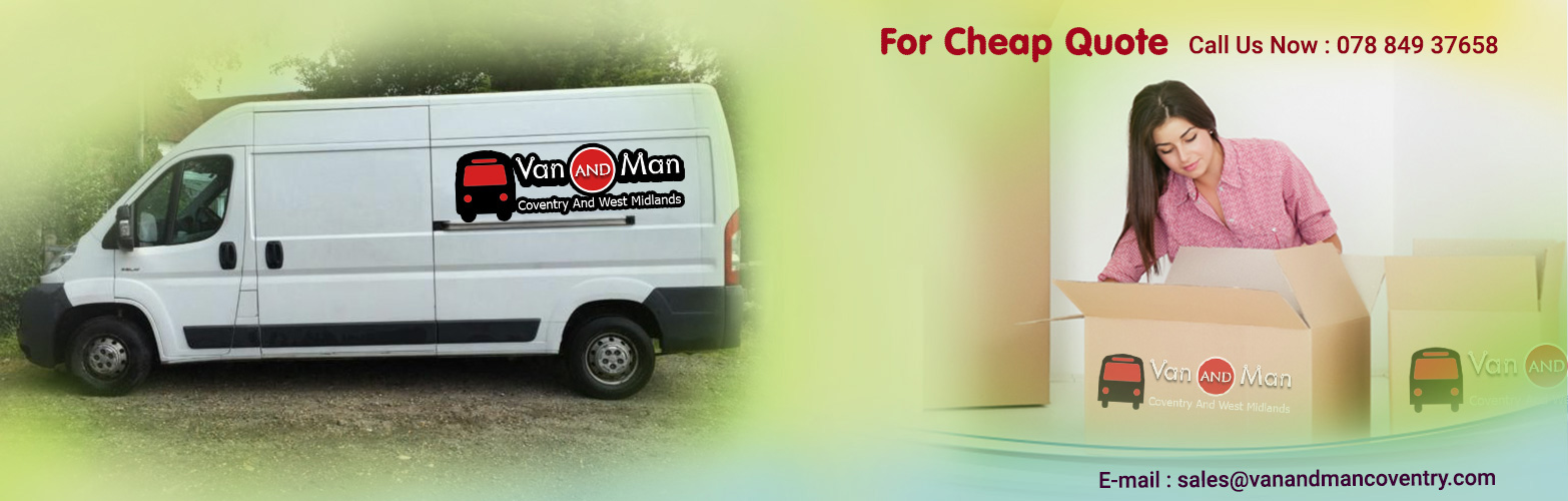 Man and Van Hire